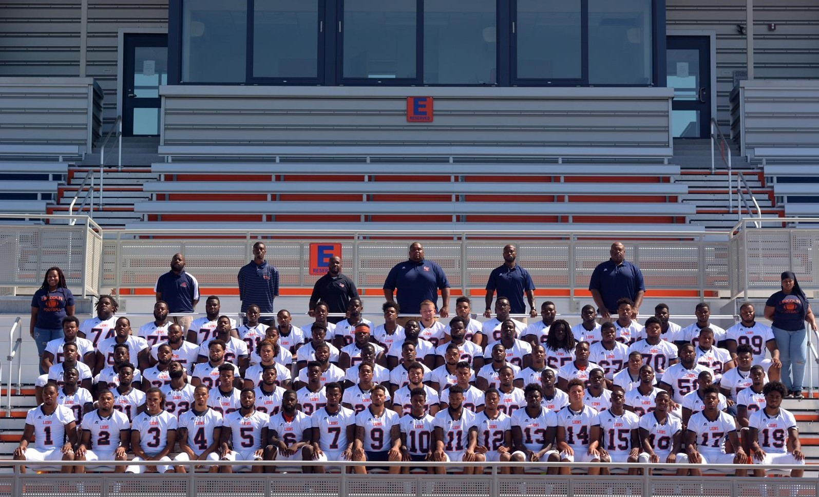 2016 0 Roster Lincoln University Athletics