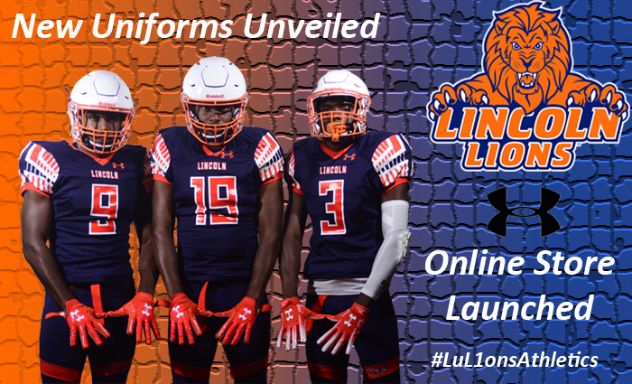8137b856 Lions Unveil New Under Armour Uniforms and Launch Online Store ...