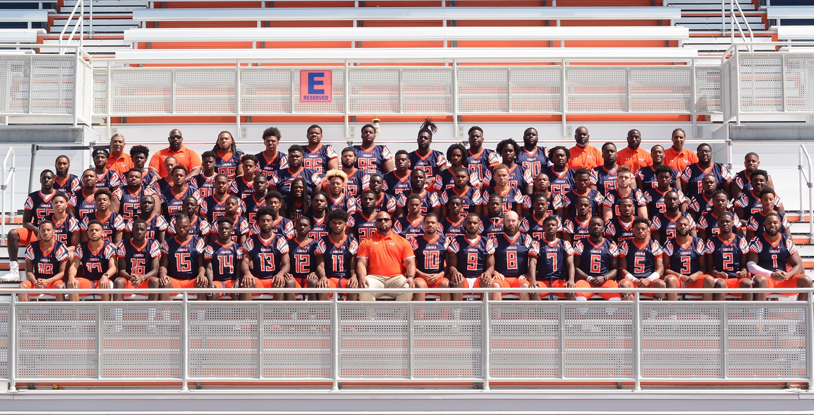 2019 Football Roster Lincoln University Athletics